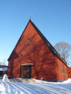 Salabacke Church