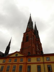 reigning above all: the cathedral