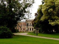 the university park