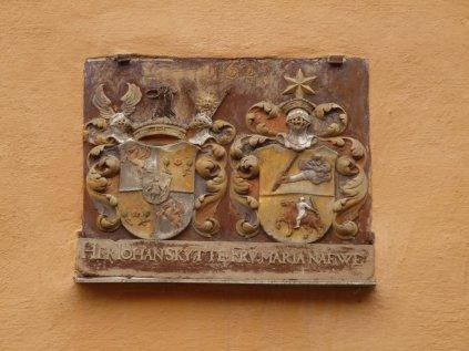 Sign at Skytteanum