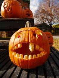 Pirate Pumpkin