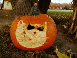 Hello Kitty Pumpkin