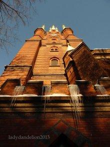 St Clara Church