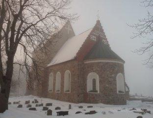 Gamla/Old Uppsala Church